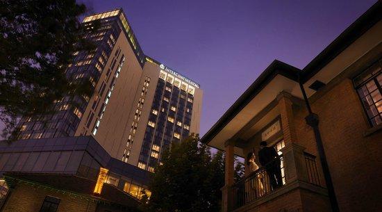 InterContinental Shanghai Expo: Hotel & Villas