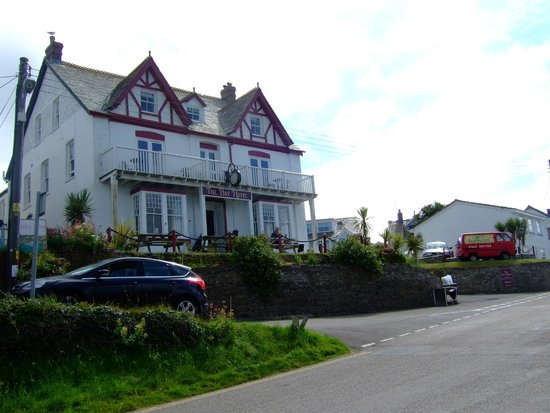 The Bay Hotel: The Hotel