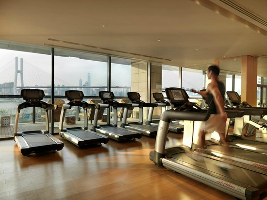 InterContinental Shanghai Expo: Fitness Balance
