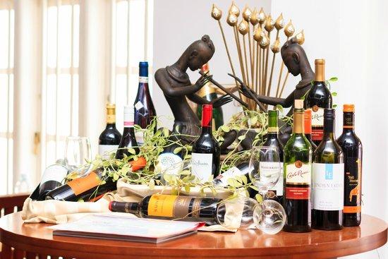 Kinnaree: liquor