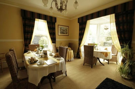 Fairview Guest House: Breakfast Room