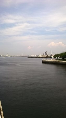 Queen's Square Yokohama: Yokohama Port/harbour