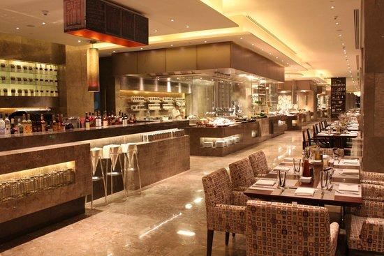 InterContinental Shanghai Expo : Cafe 1188