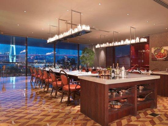 InterContinental Shanghai Expo : Basilico Italian Restaurant