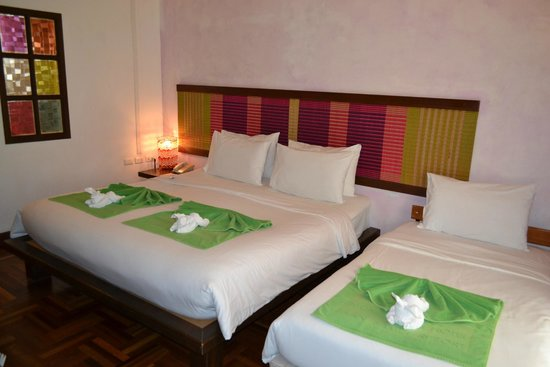 Baan Samui Resort : superior deluxe
