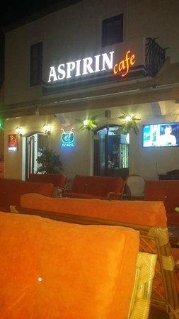 Aspirin Cafe