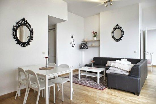 The Opera Residence : living room