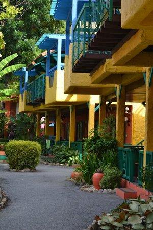 Baan Samui Resort: rooms