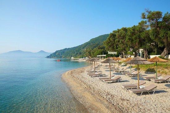Агиос-Иоаннис-Перистерон, Греция: Private Natural Beach