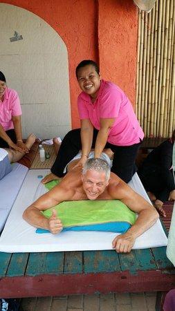 Baan Samui Resort : massage