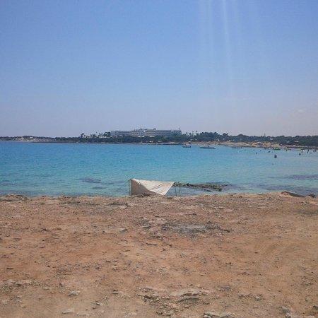 Landa Beach: Landas beach, Ayia Napa
