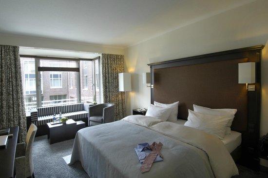Radisson Blu Senator Hotel, Lubeck : Comfort-Class Room (Standard)