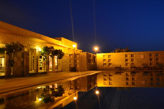 Hotel Rawalkot Jaisalmer: In the night