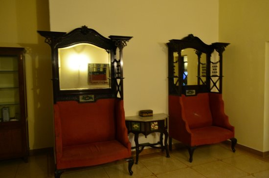Hotel Rawalkot Jaisalmer: Local flavour of the interiors