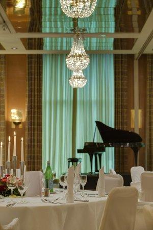 Radisson Blu Senator Hotel, Lubeck : Ball Room