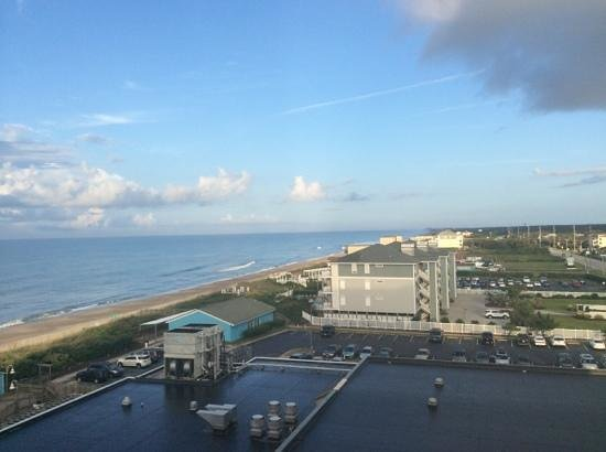 DoubleTree by Hilton Hotel Atlantic Beach Oceanfront: another view from 719