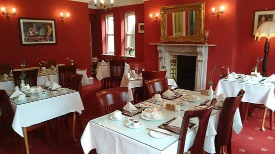 Waterloo House: Breakfast