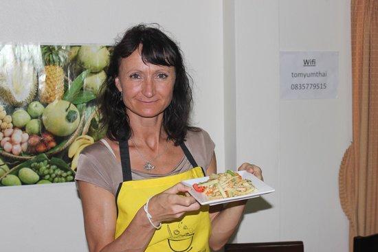 Tom Yum Thai Cooking School: Result