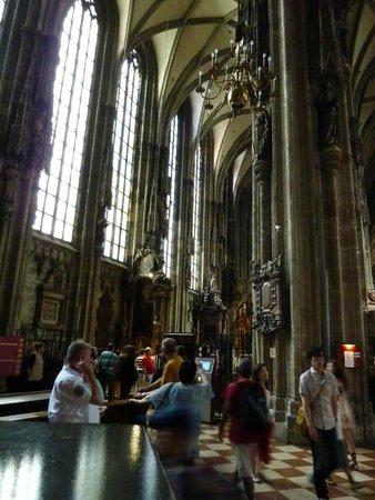 Cathédrale Saint-Étienne (Stephansdom) : Inside