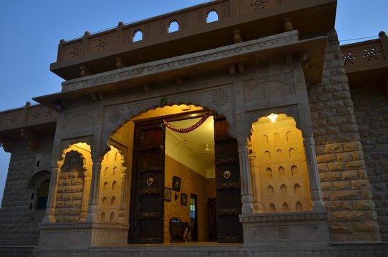 Hotel Rawalkot Jaisalmer: Entrance