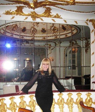 Grand Royale London Hyde Park: Обеденный зал