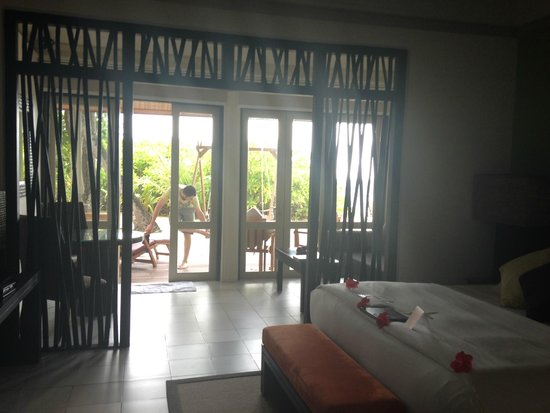 Angsana Ihuru: Habitación 21