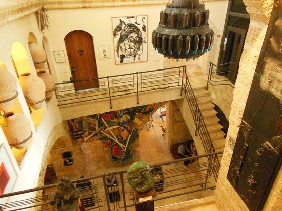 Ilana Goor Museum : этажи