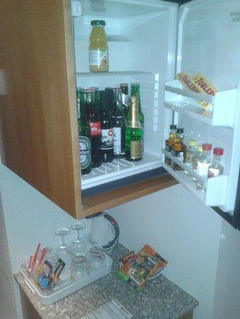 welcome homes : Minibar