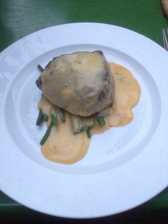 Boom eten en drinken: Steak with béarnaise sauce