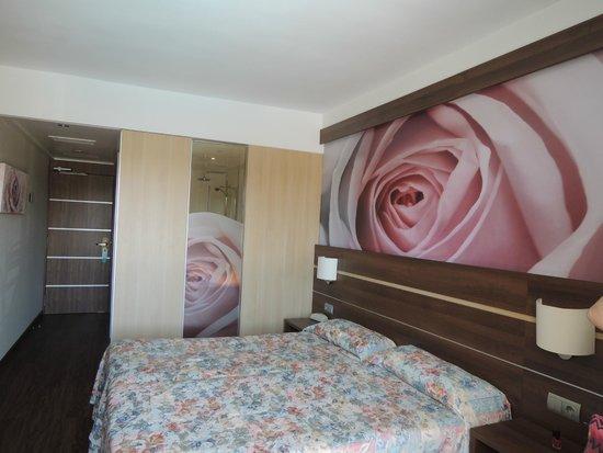 Hotel Volga: Habitación superior Vista Piscina