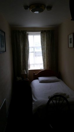 Bridge House Dublin : Bedroom
