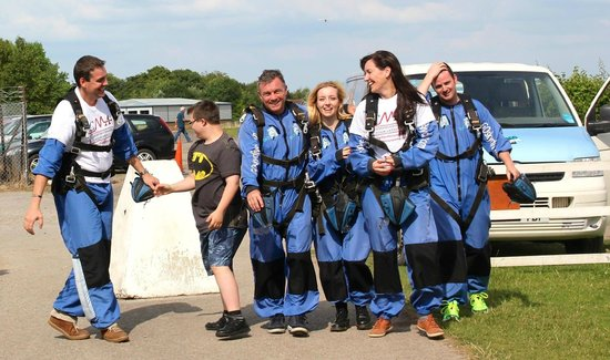 GoSkydive: The eagles have landed!