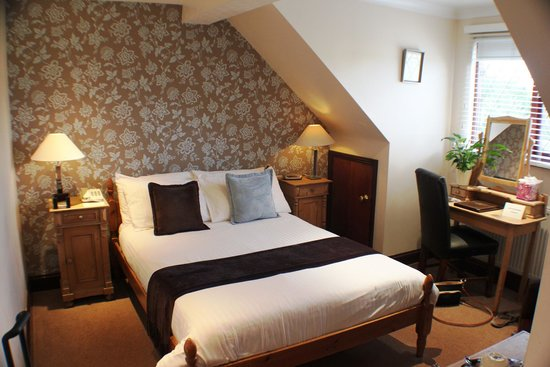 Chequers Inn Hotel and Restaurant: Room
