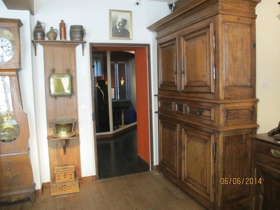 Musee de Vire: An Armoire