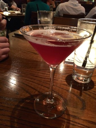 Kona Grill - Baltimore : Pom- Cosmo drink