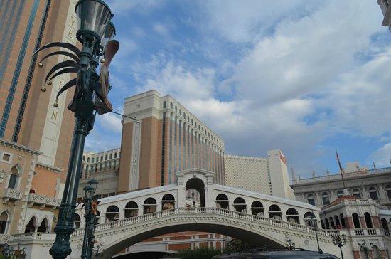 Venetian Resort Hotel Casino: Hotel