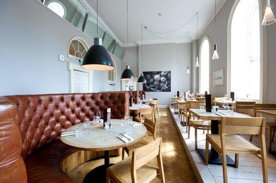 Tom's Kitchen Somerset House : Restaurant