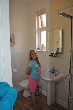 Beach Lodge: bathroom