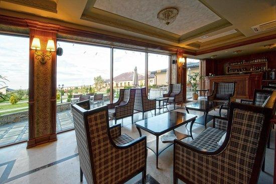Panska Gora Hotel : Лоббі бар