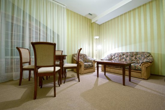 Panska Gora Hotel : Півлюкс