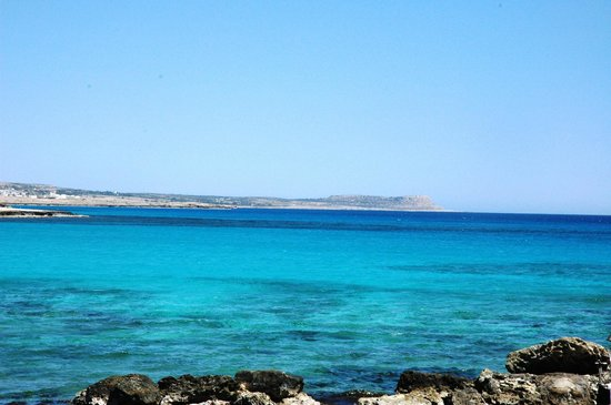 Blue Lagoon Landa Beach Ayia Napa - Picture Of Landa Beach -8333