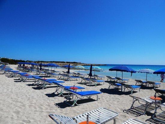 Landa Beach: sandy beach landa
