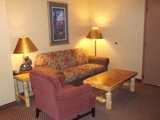 Arrowwood Lodge At Brainerd Lakes: part of the room