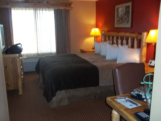 Arrowwood Lodge At Brainerd Lakes: room