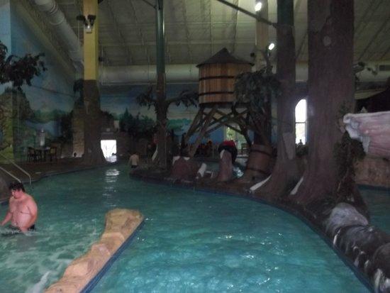 Arrowwood Lodge At Brainerd Lakes: Water Park