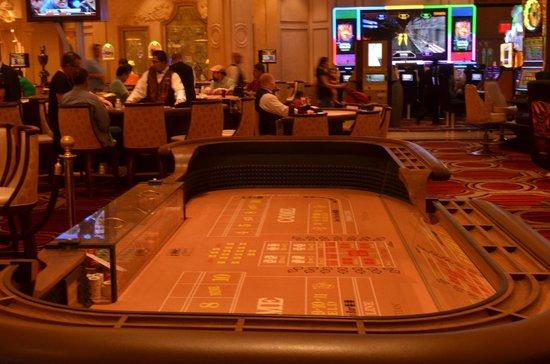 Venetian Resort Hotel Casino: Casino