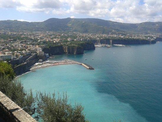 Hotel Mega Mare: panorama