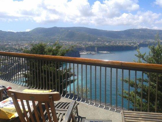 Hotel Mega Mare: panorama piscina