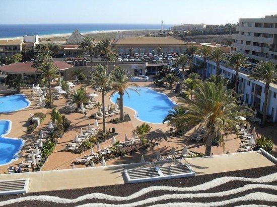 IBEROSTAR Playa Gaviotas Park : view from balcony