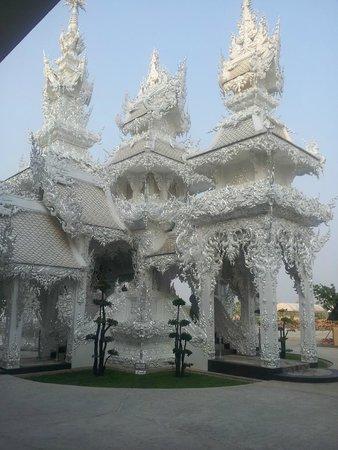 Wat Rong Khun : il sito